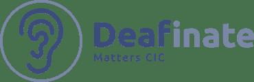 Deafinate Matters CIC