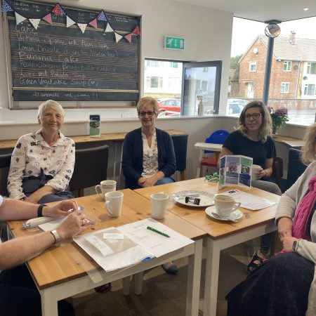 Deafinate Connections Cafe (1st one) 22.09.21